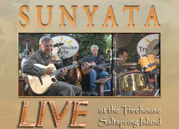 SUNYATA - LIVE at the Treehouse